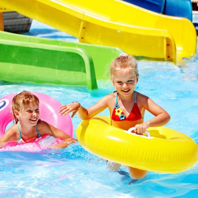 vakantieparken met zwembad in nederland